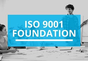ISO 9001 Foundation Course