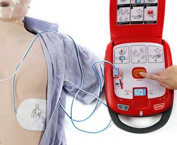 Automated external defibrillators